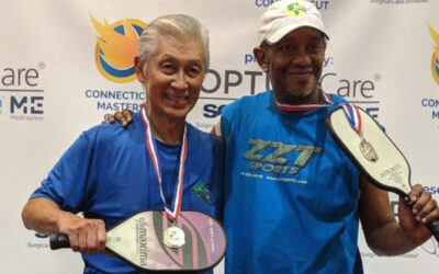 001: George Cheah Founder of the New Jersey Pickleball Association