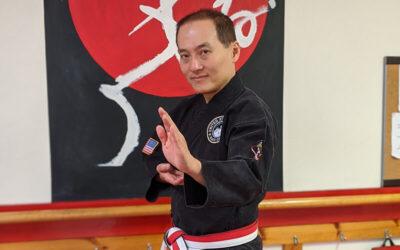 005: Arnold Lau – Owner of Ridgewood Karate Academy