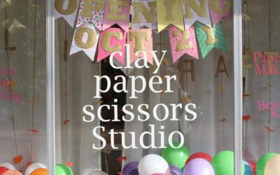 024: Shannon Orr – Owner, Clay Paper Scissors Studio