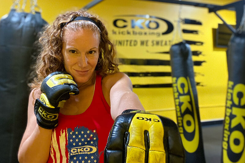 019: Fara McNeil – Owner, CKO Kickboxing Allendale