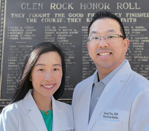 032: Dr. Daniel Yoo and Dr. Katie Passman – Owners, Glen Rock Smiles Pediatric Dentistry and Orthodontics